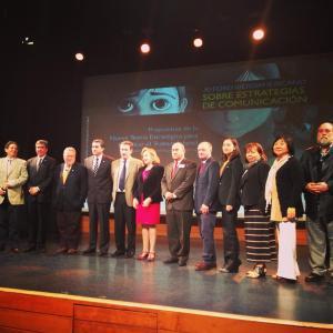 Inagauración del Foro FISEC2014